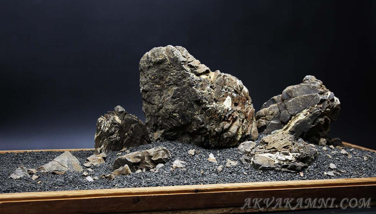 """Композиція """"Скеля 146"""" для акваріума"""
