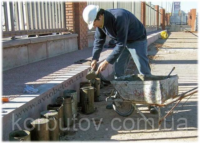 Марки и классы бетона