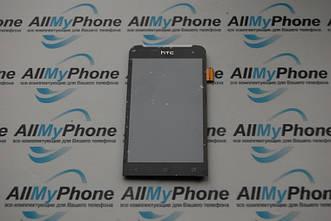 Дисплейный модуль для мобильного телефона HTC One V черный