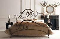 Кованая кровать ИК 009