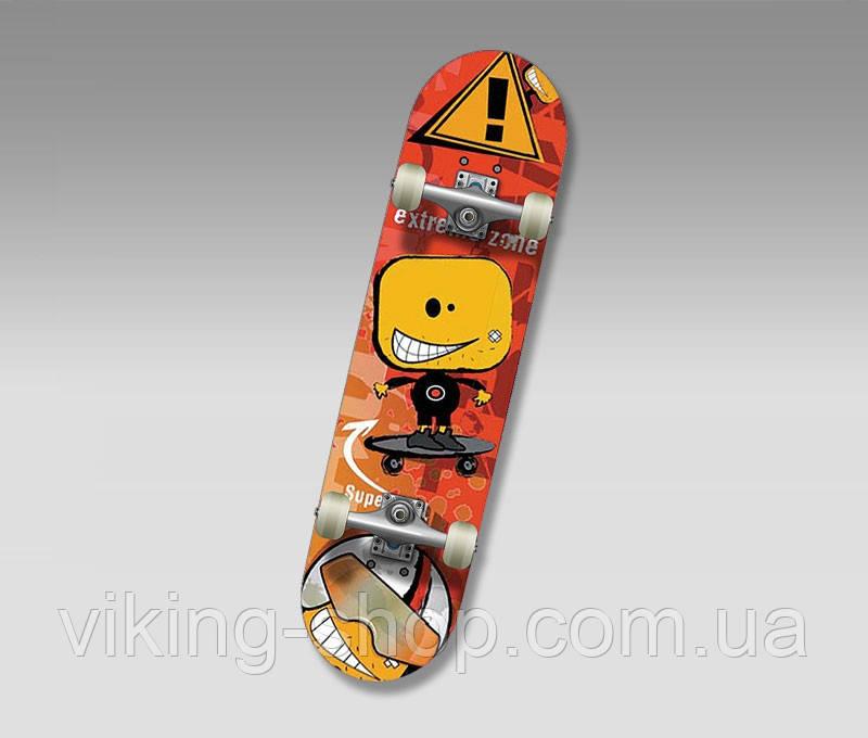 Скейтборд  CHEESE