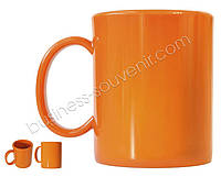 Чашка из пищевого пластика (поликарбонат), фото 1
