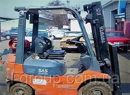 Газовий навантажувач бу Toyota 42-7FGF15