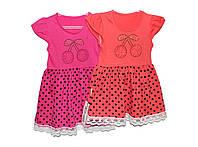 Платья детское трикотажное Miss Rana 843, фото 1