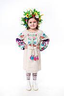 Дитяче плаття-туніка Родинна пісня, фото 1