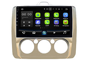 Штатная магнитола Sound Box SB-3009 для Ford Focus 2 2008-2010 (Android 5.1.1)