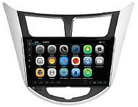 Мультимедийно навигационная станция Sound Box SB-4010 для Hyundai Accent 2011+