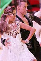 Стразы в танцевальном спорте и художественной гимнастике