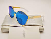 Женские солнцезащитные очки Irresistor Lux IR008 голубой цвет