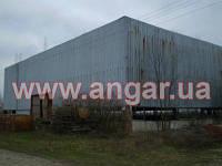 Ангар (модульное здание) тип «Кисловодск»