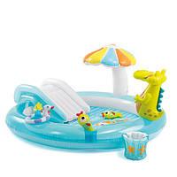 Надувной водный игровой центр Intex 57129