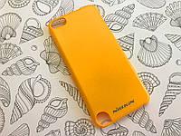 Чехол Nillkin Multi-Color Series для Apple iPod Touch 5 желтый (+пленка)