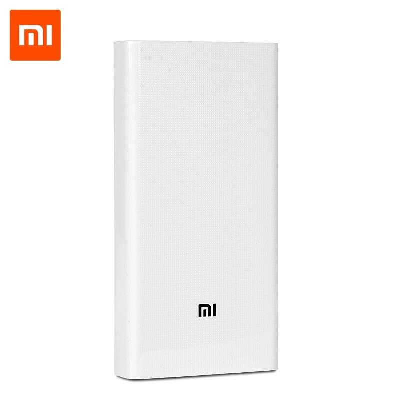 Power Bank Xiaomi 20000 mAh White 100% оригинал