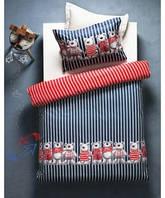 Покрывало-плед Karaca Home Teddy blue 160х220