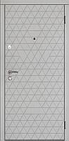 """Бронированные двери ТМ """"Саган"""" серия Класик Модель Треугольники"""