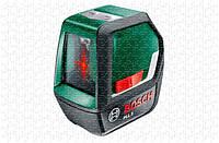 Линейный лазерный нивелир Bosch PLL 2