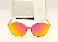Женские солнцезащитные очки Irresistor Lux IR008 малиновый цвет