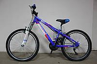 "Велосипед 24"" FORMULA DAKAR синий"