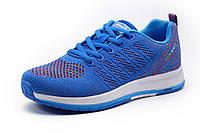 Кроссовки BaaS Adrenaline GTS унисекс, текстиль, синие, р. 36 37 38 39