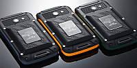 "Смартфон JEEP F605, IP68, 2sim, 12000mAh, экран 4,5"" IPS, 8/2Мп, 1/8Gb, 4 ядра, GPS, 3G, Wi-Fi, Android 4.4."