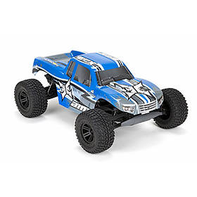 Автомобиль конструктор ECX AMP Monster Truck 1:10 BTD KIT 250+ 429,3 мм 2WD 2,4 ГГц (ECX03034)