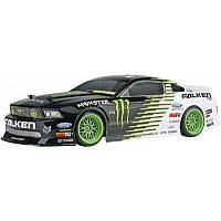 Автомобиль HPI Racing Falken Monster Mustang E10 2011 1:10 RTR 375 мм 4WD 2,4 ГГц (HPI105946)