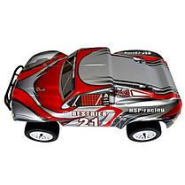 Автомобиль HSP Racing Destrier Nitro Short Course 1:10 RTR 460 мм 4WD 2,4 ГГц (HSP94155 Grey-Red) , фото 2