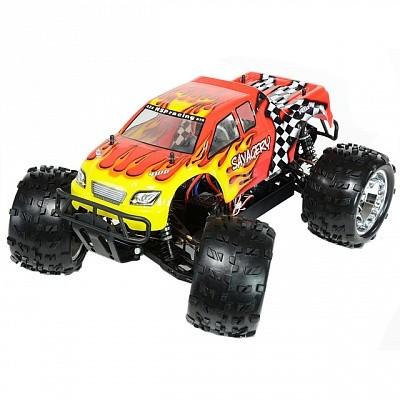 Автомобиль HSP Racing Savagery 1:8 Brushless RTR 510 мм 4WD 2,4 ГГц (94062TOP)