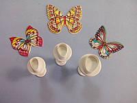"""Плунжер для мастики """"Яйца"""" маленькие  3шт(код 02695), фото 1"""