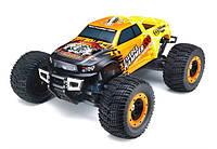 Автомобиль Thunder Tiger MTA-4 Sledge Hammer S50. Nitro PRO Monster Truck 1:8 RTR 558 мм 4WD 2,4 ГГц (6225-F113)