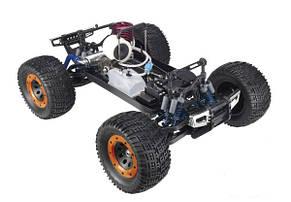 Автомобиль Thunder Tiger MTA-4 Sledge Hammer S50. Nitro PRO Monster Truck 1:8 RTR 558 мм 4WD 2,4 ГГц (6225-F114), фото 2