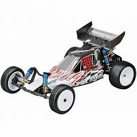 Автомобиль Thunder Tiger Phoenix XB Brushless Buggy 1:10 RTR 373 мм 2WD 2,4 ГГц (6572-F272)
