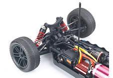 Автомобиль Thunder Tiger Sparrowhawk XXB Brushless Buggy 1:10 RTR 394 мм 4WD 3CH 2,4 ГГц (6542-F282), фото 2