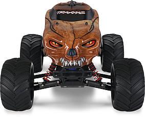 Автомобиль Traxxas Craniac Monster 1:10 RTR 413 мм 2WD 2,4 ГГц (36094-1 Brown)