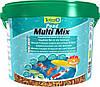 Tetra Pond Multi Mix корм микс для прудовых рыб, 10 л