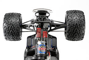 Автомобиль Traxxas E-Revo Monster 1:10 RTR 582 мм 4WD 2,4 ГГц (56036-1 Black), фото 2