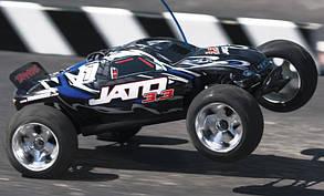 Автомобиль Traxxas Jato 3,3 Nitro Stadium Truck 1:10 RTR 420 мм 2WD 2,4 ГГц (55077-1 Orange), фото 2