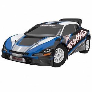 Автомобиль Traxxas Rally Racer VXL Brushless 1:10 RTR 552 мм 4WD TSM 2,4 ГГц (74076-3 Blue), фото 2
