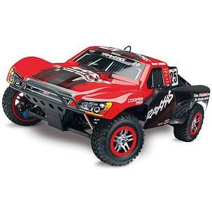 Автомобиль Traxxas Slayer Pro 4X4 Nitro Short Course 1:10 RTR 598 мм 4WD 2,4 ГГц (59076-1 Red), фото 2