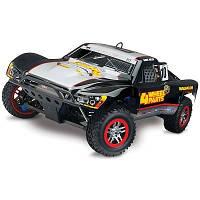 Автомобиль Traxxas Slayer Pro 4X4 Nitro Short Course 1:10 RTR 598 мм 4WD 2,4 ГГц (59076-1 SB)