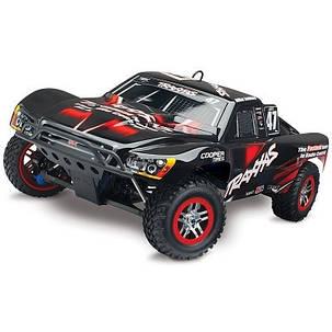 Автомобиль Traxxas Slayer Pro 4X4 Nitro Short Course 1:10 RTR 598 мм 4WD 2,4 ГГц (59076-1 Black), фото 2