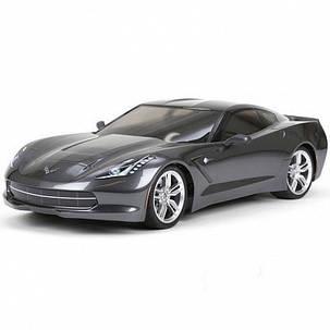 Автомобиль Vaterra 2014 Chevrolet Corvette V100-S 1:10 4WD RTR 371 мм Spektrum DX2E 2,4 ГГц (VTR03011), фото 2