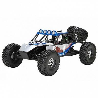 Автомобиль Vaterra Twin Hammers 1.9 Rock Racer 1:10 RTR 457 мм 4WD 2,4 ГГц (VTR03013)