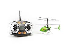 Вертолет Nine Eagles Free Spirit Micro RTF 213 мм 2,4 ГГц в кейсе (NE30221024247 in case), фото 2