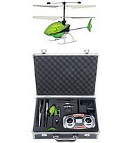 Вертолет Nine Eagles Free Spirit Micro RTF 213 мм 2,4 ГГц в кейсе (NE30221024247 in case), фото 3