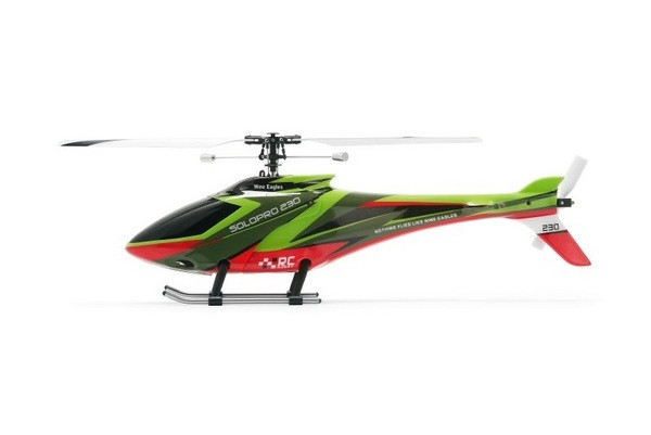 Вертолет Nine Eagles Solo Pro 230 RTF 420 мм 2,4 ГГ с HD видеокамерой (NE201413)