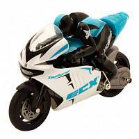 Мотоцикл ECX Outburst 1:14 RTR 140 мм 2,4 ГГц (ECX01004T1)
