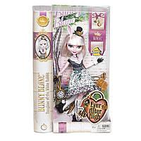Кукла Эвер Афтер Хай Банни Бланк 1 выпуск, Ever After High Bunny Blanc