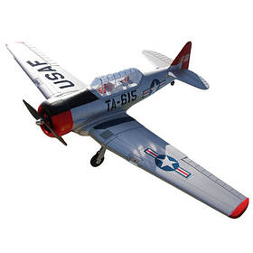 Самолет Dynam AT-6 Texan RLG Brushless RTF 1370 мм 2,4 ГГц (DY8944 RTF)