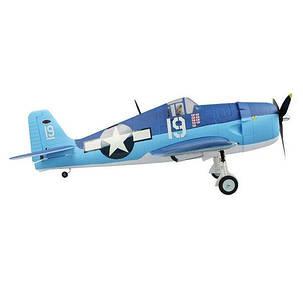 Самолет Dynam F6F Hellcat RLG Brushless RTF 1270 мм 2,4 ГГц (DY8958 RTF), фото 2
